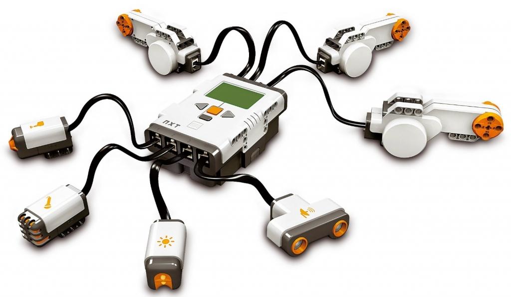 Motors Lego Mindstorms