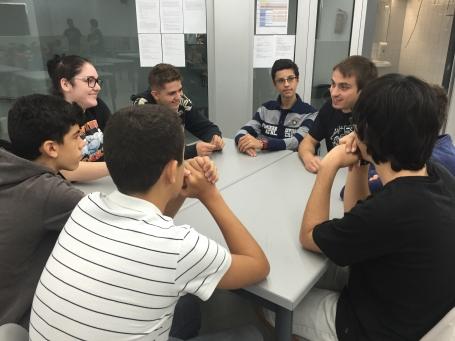 Club Robòtica i Videojocs ClauTIC La Salle Campus Barcelona