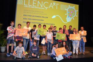 Premis Llença't Pineda de Mar 2017