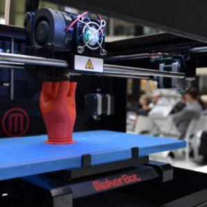 Impressió 3D Makerbot