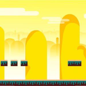 Fons Game Art 2D Videojocs Plataformes