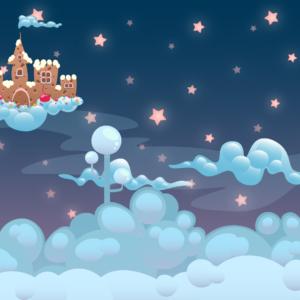 Fons Game Art 2D Videojocs Celestial