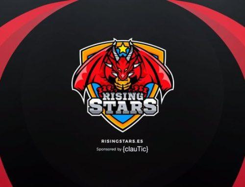 Esponsorització Rising Stars – Equip eSports de Clash Royale