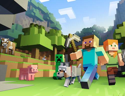 Aprenentatge Basat en el Joc: l'eina de la setmana: Minecraft