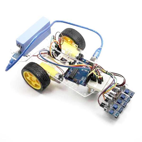 CURSOS EXTRAESCOLARS DE  ROBÒTICA Arduino