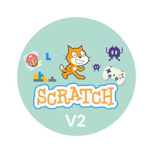 Curs de creació de videojocs amb Scratch