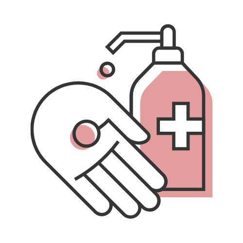 gel hidroalcoholico prevenció covid19 acadèmia