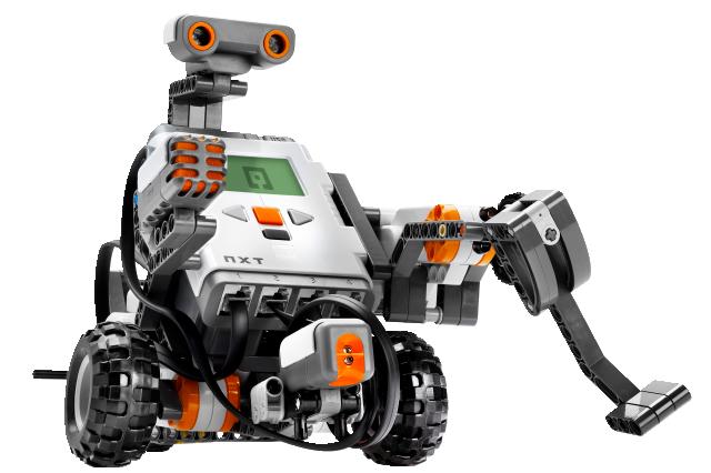 Robòtica amb Lego Mindstorms