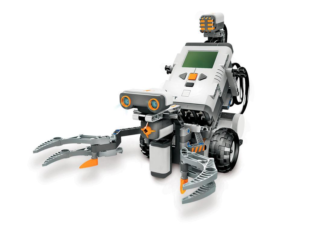 Robòtica avançada amb Lego Mindstorms.