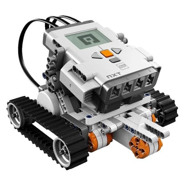 Robot Lego Mindstorms nxt orugas
